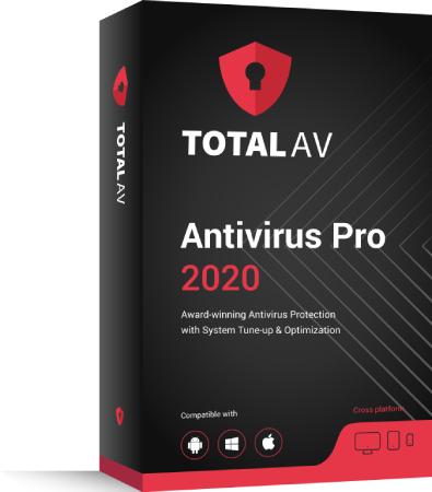 TotalAV Antivirus Pro 2020.