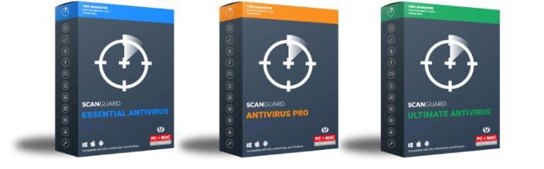Scanguard Review - 2020 packages
