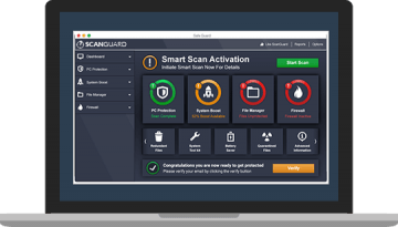 scanguard free scan
