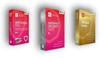 Avira packages bundle