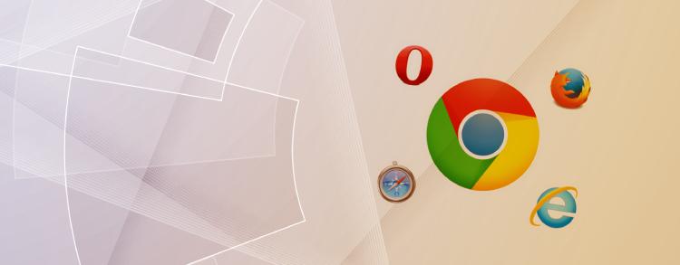 Opera Chrome Safari Browsers