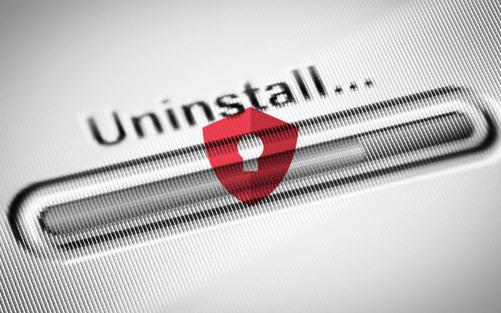 Uninstall TotalAV