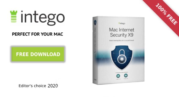 Intego Antivirus Offer.