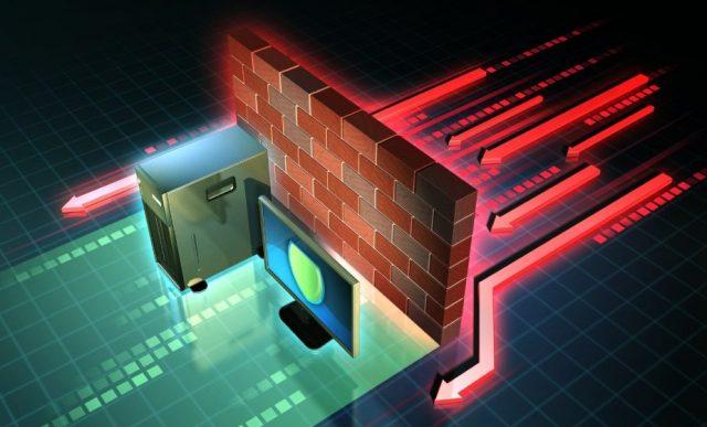 Zwei-Wege-Firewall