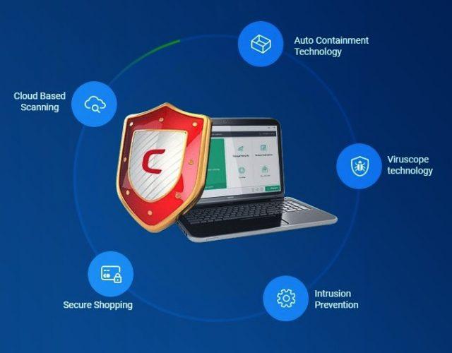 Comodo Antivirus: Gratis, Antivirus en la Nube y Seguridad en Internet
