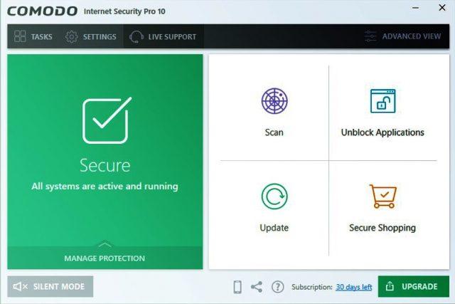 Comodo AV: ¿Es Comodo un buen antivirus?