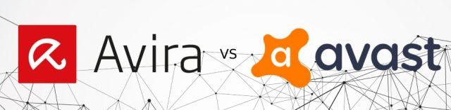 avira vs avast antivirus compare