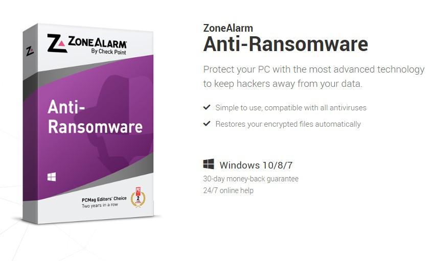 ZoneAlarm Anti-logiciel