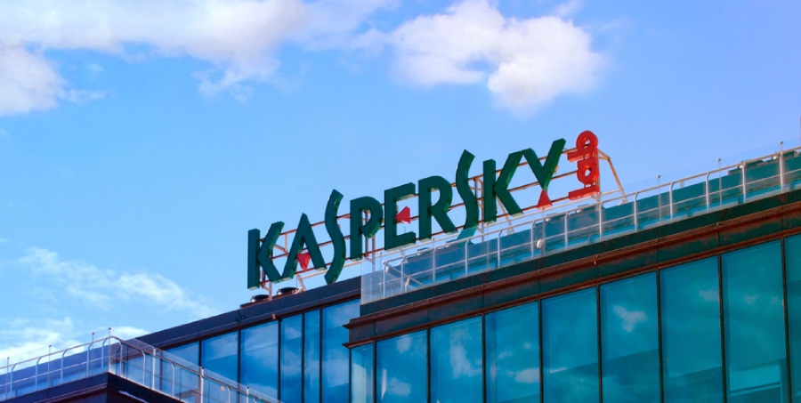 kaspersky banned by the US government