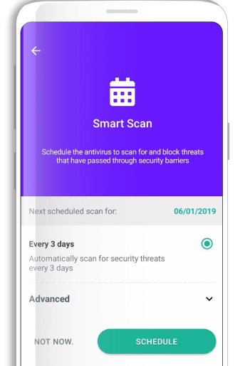 dfndr security smart scan