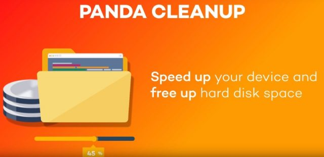 Panda CleanUp can clean your disk space.