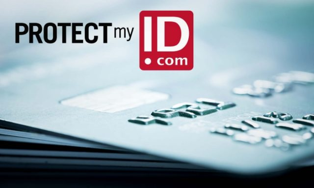 ProtectMyID identity theft protection service.