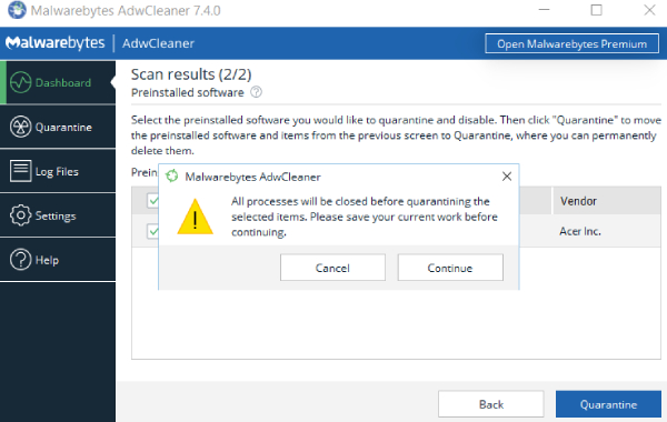 adware cleaner, best adware cleaner, malwarebytes removal tool, adwcleaner