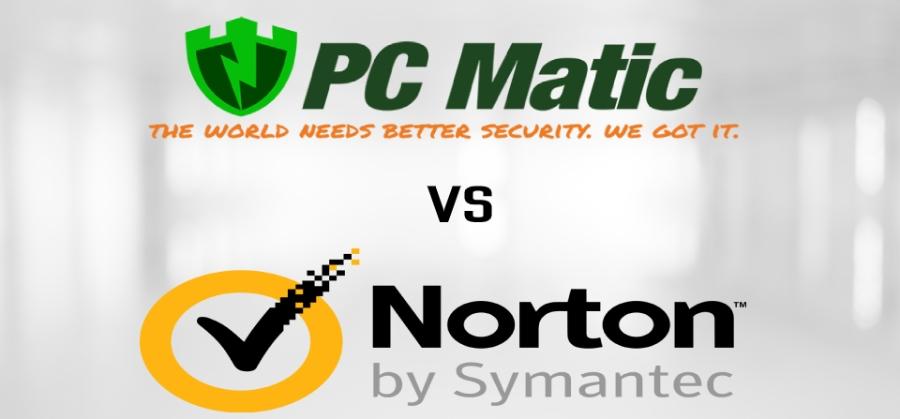 PC Matic vs. Norton-Vergleich.