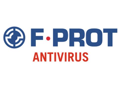 F-Prot Antivirus.