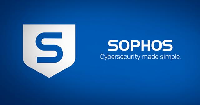 Sophos Antivirus.