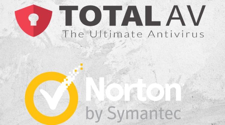 TotalAV gegen Norton-Vergleich.
