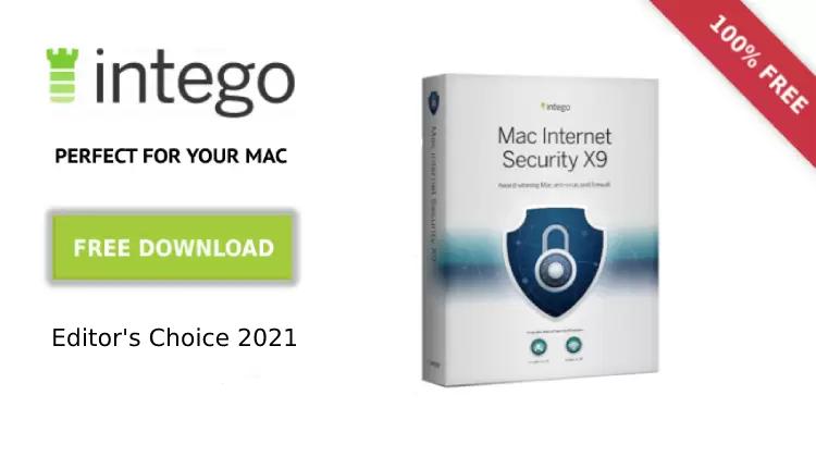 Intego offer 2021